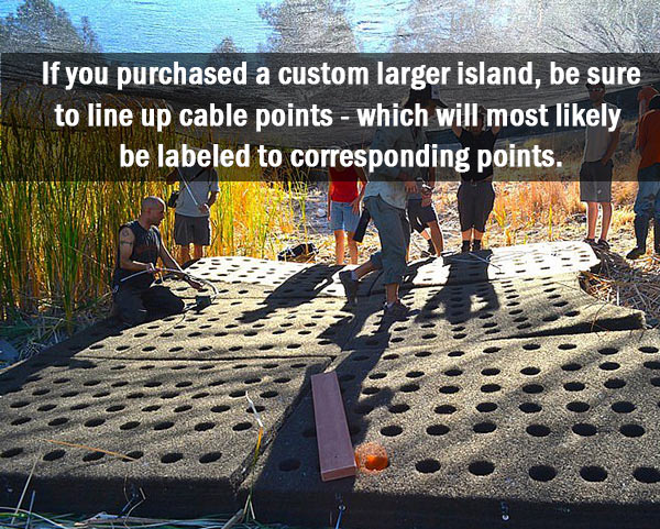 connecting-a-large-island